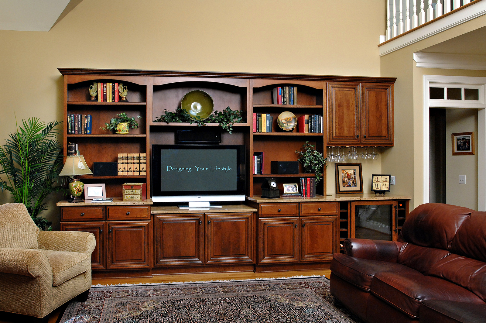 Arp Entertainment Center
